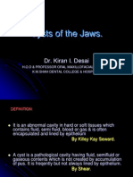 Cysts of the Jaws