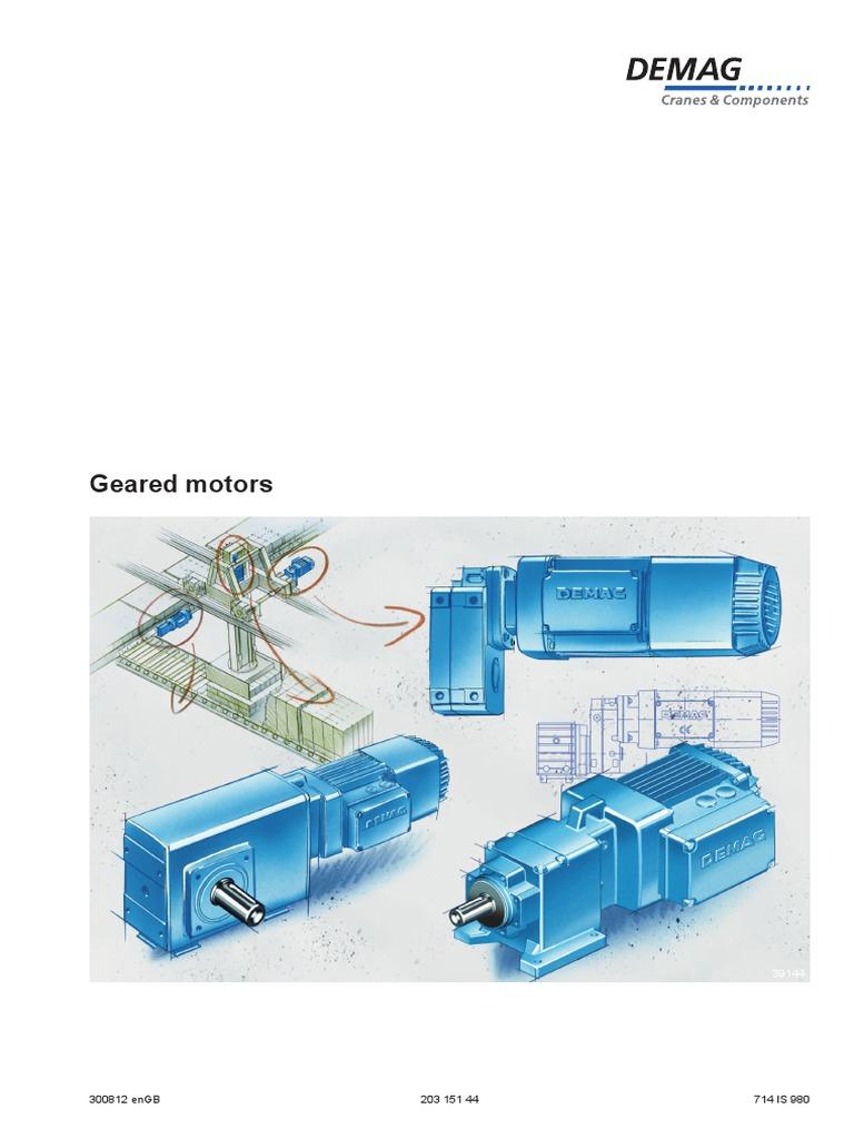 20315144_120830 Demag Drive | Transmission (Mechanics) | Gear