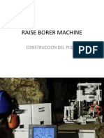 Raise Borer Machine
