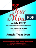Angela Lyons Book Change Your Mind W- EFT