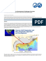 Deepwater Gulf of Mexico Development Challenges Overview