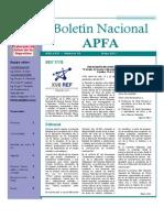 Boletín 41 - Mayo 2011