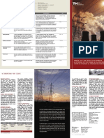 TRM Energy and Utilities Brochure