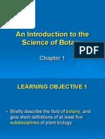 Chapter 1 Botany 1A