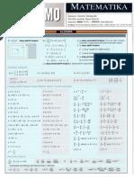 Memo Matematika Stranica 1-8