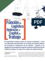 Especial La función de logística optimizar el capital0001