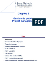 GIH6 Project Scheduling