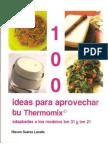 Thermomix · 100 ideas para aprovechar tu Thermomix - Nieves Suarez Lacalle