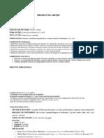 0 Proiect de Lectie Divizibilitatea Cu 2-5-10
