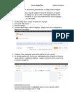 Publicacion de Videos, Documentos y Ppt en Blog