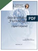 Guia de Estudio Fisiologia Agua 2011