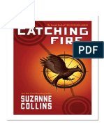 Hunger games, book 2 - Catching Fire