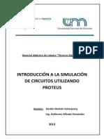 Tutorial Proteus TD1