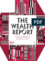 2011wealth Report Knight Frank