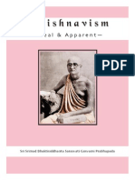Vaishnavism Real and Apparent by Bhaktisiddhanta