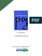 A IDENTIDADE NACIONAL - JOSÉ MATTOSO.pdf