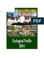 Tagaytay City--Ecological Profile 2011