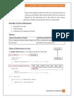 Java Notes - Inheritance