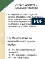 Metaplasmos