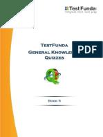 Testfunda General Knowledge Quizzes Vol 5