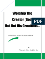 Worshipthecreator(English)
