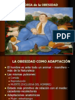 Historia de La Obesidad