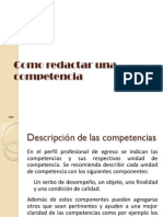 Documentos Competencias