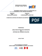 1. Analyse Travaux Enf_critique Cahier_VF_Juillet 09