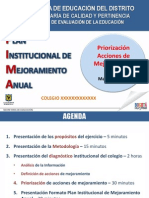 Presentacion PIMA Colegios