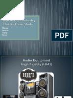 British HI-FI Industry Cluster Case Study