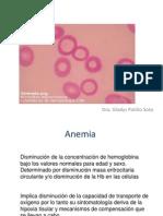 Anemia Por Deficiencia de Hierro Imp