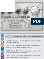 apresentação PPIV