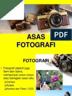 Asas Fotografi 1