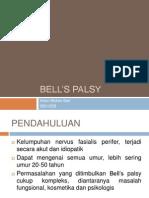 slide BELL'S PALSY