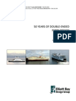 50 YEARS OF DOUBLE‐ENDED FERRY DESIGN