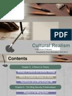 Cultural Realism Johnston