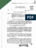 BIR Revenue Regulation No 02 98 Dated 17 April 1998