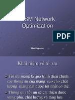 GSM Optimization