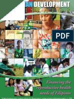 Financing the RH Needs of Filipinos