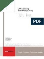 Java Standards