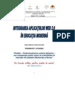 Curs Modul I 1 3 Integr Aplic Web Educ Moderna