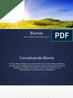Trabalho de Biologia_Biomas