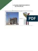 Diseño Concreto SAP2000