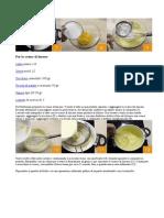 Ingredienti Per La Crema Al Limone