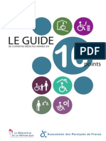 100115 Expertise Medicale Amiable en 10 Points