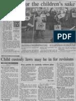 Tennessean 2-13-1997 DAD on the Legislative Plaza