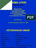 CRS Mioma Uteri