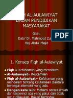 Fiqh Al Aulawiyat