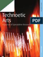 Technoetic Arts