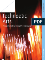 Technoetic Arts